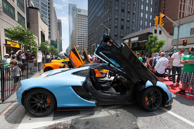 THE YORKVILLE EXOTIC CAR SHOW Home - Car show pics